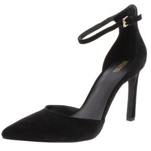 New Michael Kors Lisa Black High Heels